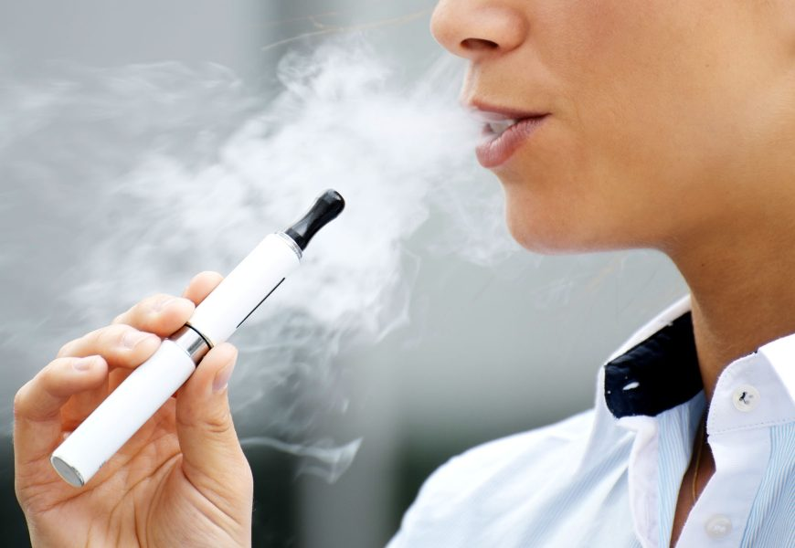 Beneficios del cigarrillo electrónico