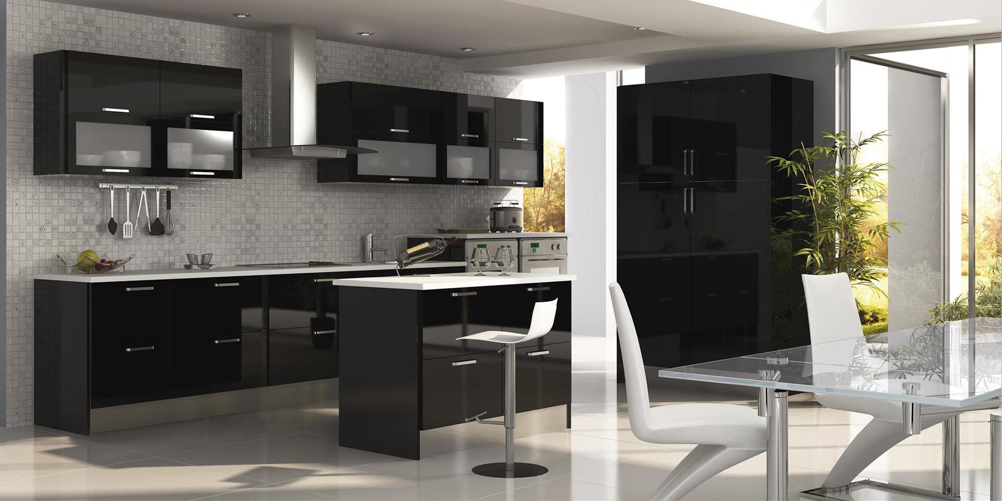 Reformar la cocina tipos de m dulos y muebles de cocina for Muebles de oficina palma de mallorca